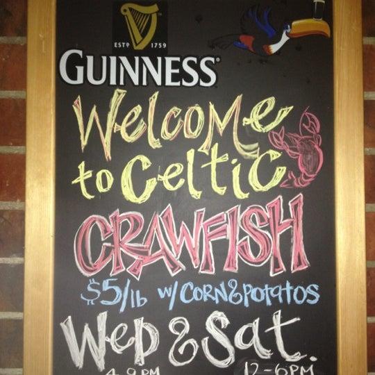 Foto tirada no(a) Celtic Gardens por Stephanie B. em 3/4/2012