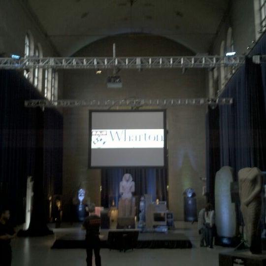 Das Foto wurde bei University of Pennsylvania Museum of Archaeology and Anthropology von Howie S. am 5/15/2012 aufgenommen