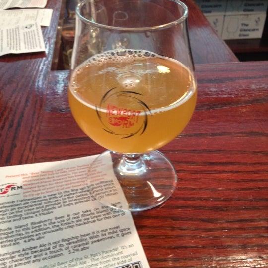 Das Foto wurde bei Newport Storm Brewery von Stephen S. am 6/23/2012 aufgenommen
