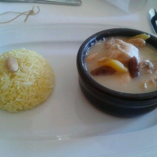 Foto tomada en Asitane Restaurant por Belfin G. el 3/31/2012