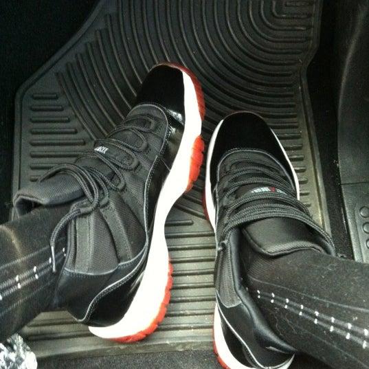 29a2d84ba22a7 Photo taken at Foot Locker by Daniel C. on 5 13 2012