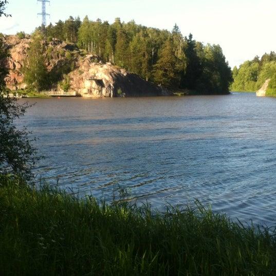 Das Foto wurde bei Pikkukosken uimaranta von Esko Juhani H. am 6/18/2012 aufgenommen
