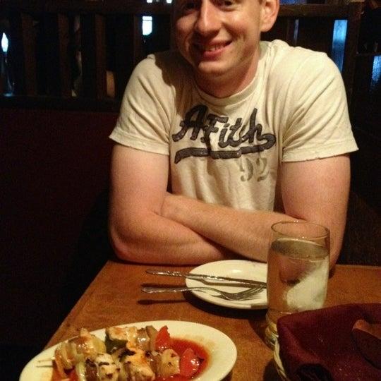 Foto scattata a Tasca Spanish Tapas Restaurant & Bar da Mary H. il 7/14/2012
