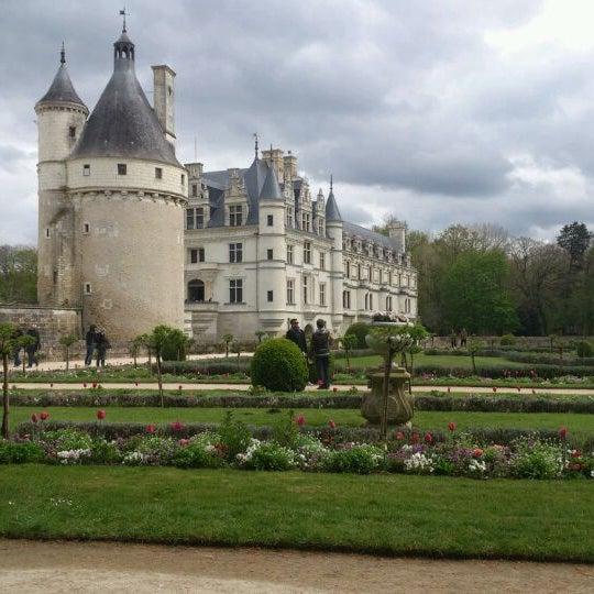 4/9/2012에 Nicolas G.님이 Château de Chenonceau에서 찍은 사진
