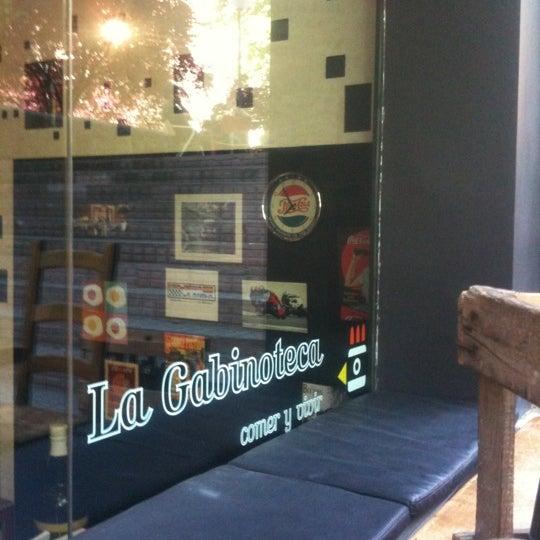 5/24/2012 tarihinde Cristian A.ziyaretçi tarafından La Gabinoteca'de çekilen fotoğraf