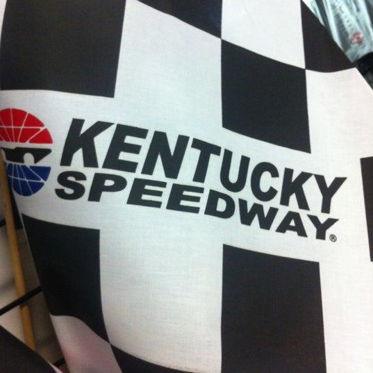 5/26/2012にBeckyがKentucky Speedwayで撮った写真