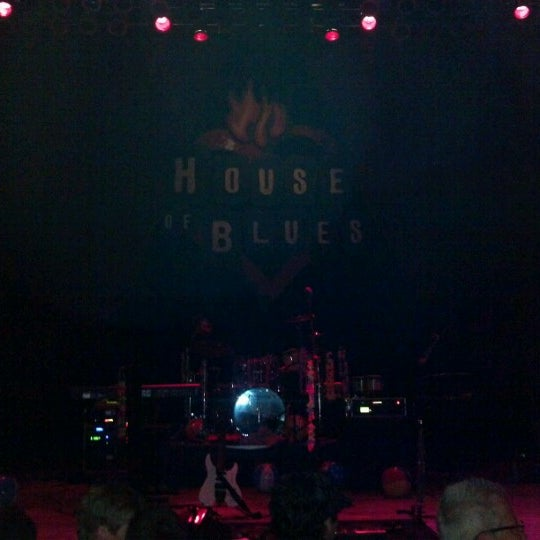 Foto tomada en House of Blues  por Jason K. el 7/28/2012