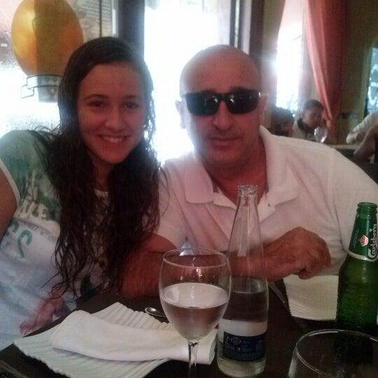 รูปภาพถ่ายที่ La Parmigiana โดย Cristina A. เมื่อ 7/22/2012