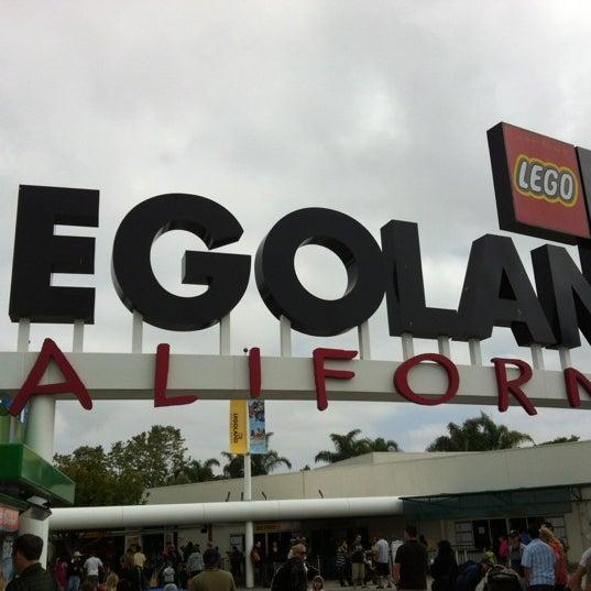 Foto tirada no(a) Legoland California por Jeff P. em 6/10/2012