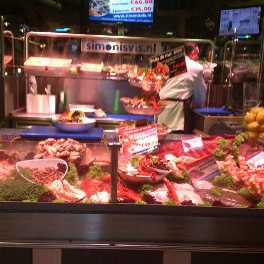 Simonis aan de Haven - Seafood Restaurant in The Hague