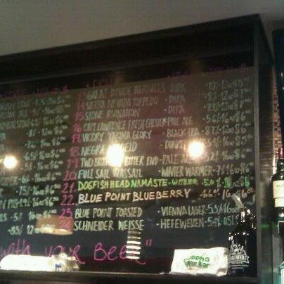 Photo prise au Buddha Beer Bar par J. R. le2/11/2012