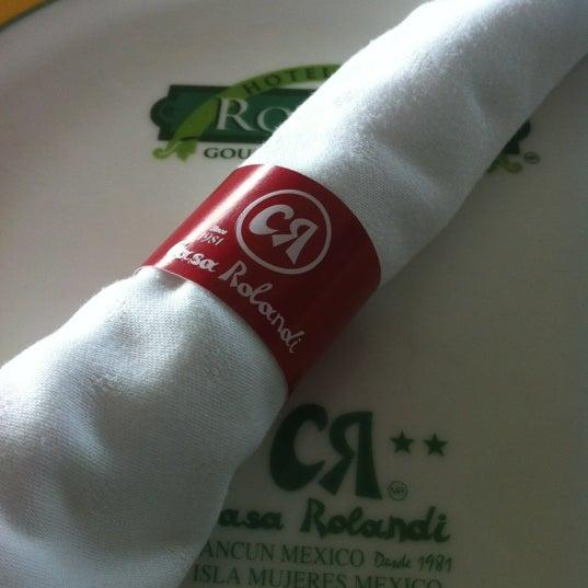 6/8/2012にVanessa A.がCasa Rolandiで撮った写真