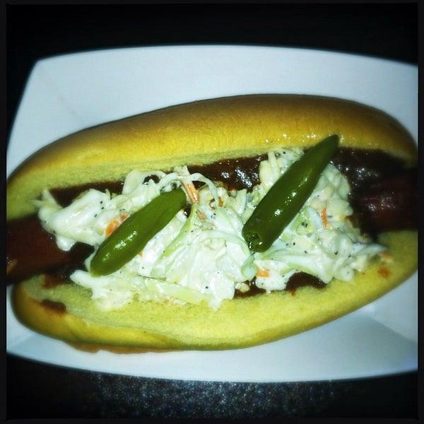 Photo taken at Cool Dog Cafe by Ryan K. on 8/12/2012