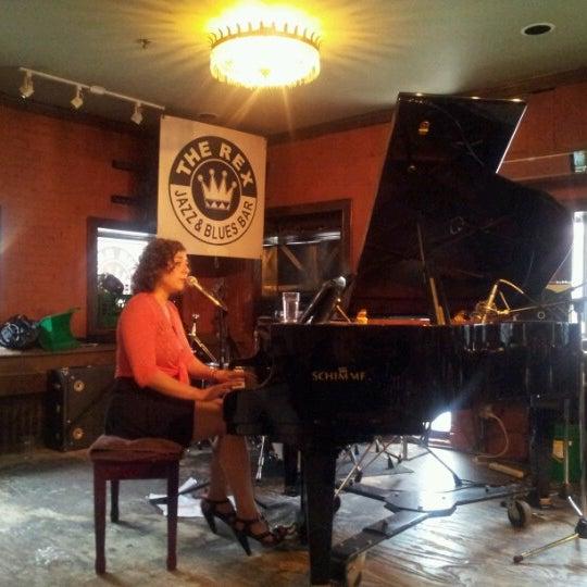 6/17/2012にMarko N.がThe Rex Hotel Jazz & Blues Barで撮った写真