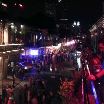 Foto scattata a Bourbon Heat da Glenn P. il 5/20/2012