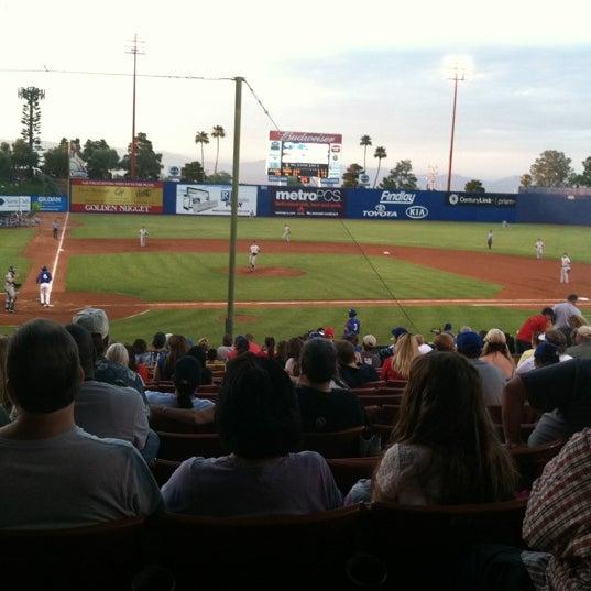 Photo prise au Cashman Field par Tom T. le7/5/2012