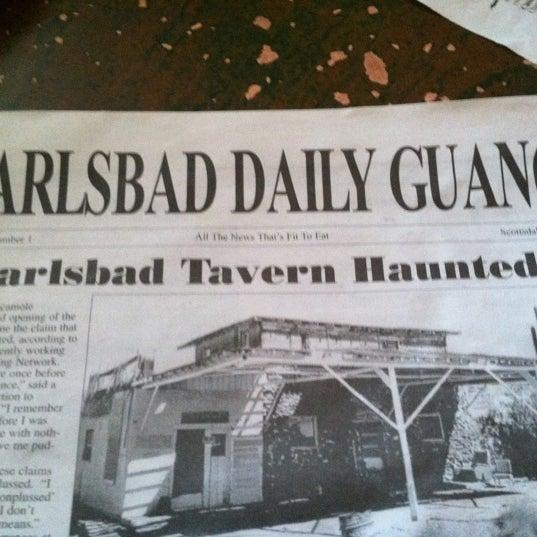 7/27/2012にDarinaがCarlsbad Tavernで撮った写真