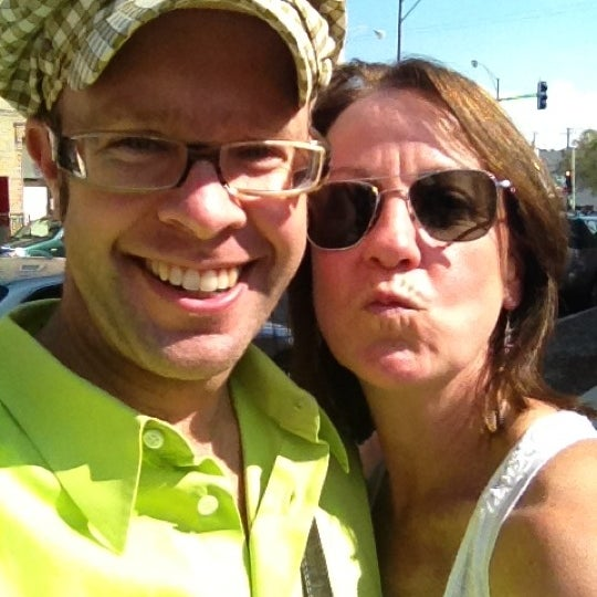Foto tomada en Green Grocer Chicago por Adam S. el 8/19/2012
