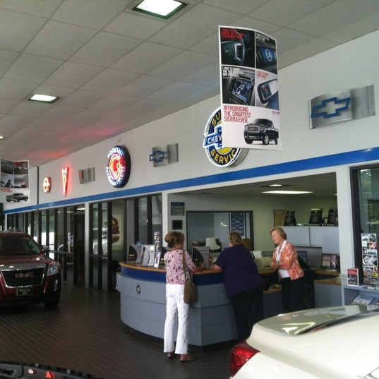 Photos At Gentry Chevrolet Buick Gmc South Pittsburg Tn