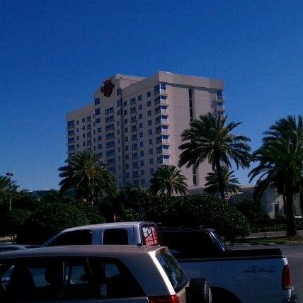 3/25/2012에 Ann S.님이 Seminole Hard Rock Hotel & Casino에서 찍은 사진