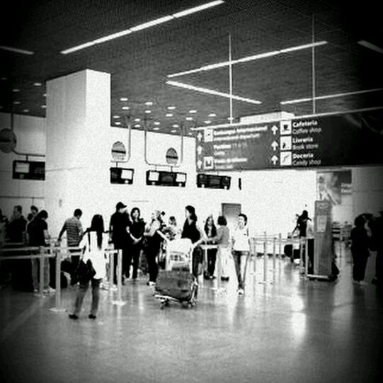 Foto tomada en Aeropuerto Internacional de Brasilia Presidente Juscelino Kubitschek (BSB) por Rodrigo C. el 5/30/2012
