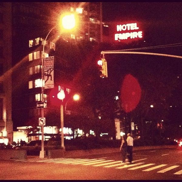 7/28/2012에 Kim님이 The Empire Hotel에서 찍은 사진