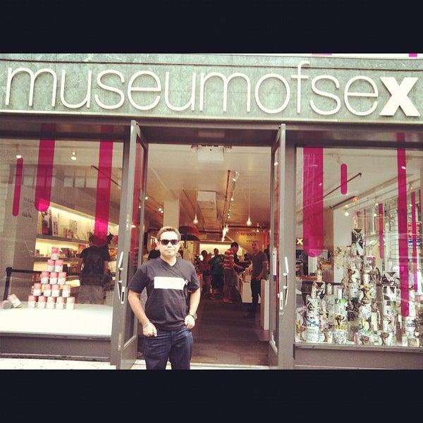 8/21/2012에 ace b.님이 Museum of Sex에서 찍은 사진