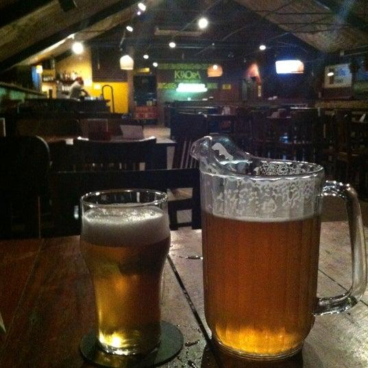 6/22/2012 tarihinde Tiago C.ziyaretçi tarafından Kia Ora Pub'de çekilen fotoğraf