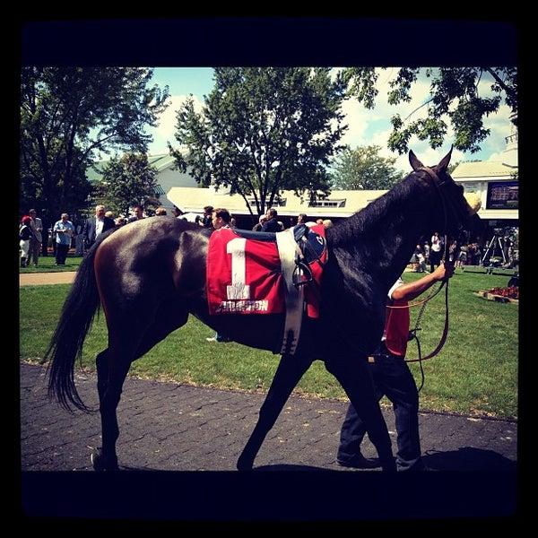 8/19/2012にJen M.がArlington International Racecourseで撮った写真