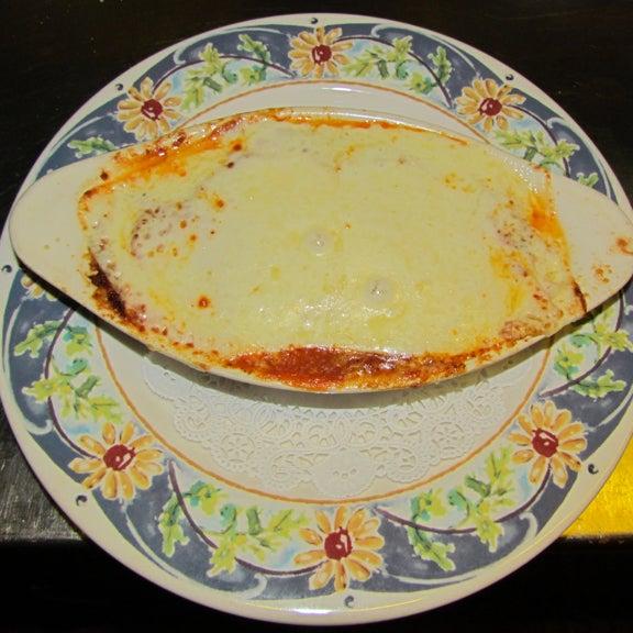 Chicken Parmigiana - that's Amore!