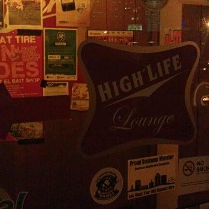2/29/2012にRomelle S.がHigh Life Loungeで撮った写真
