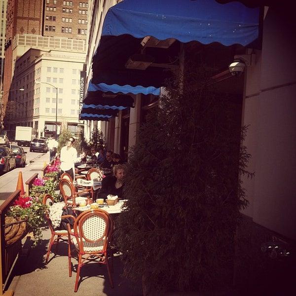 Photo taken at Pierrot Gourmet by Justin B. on 3/15/2012