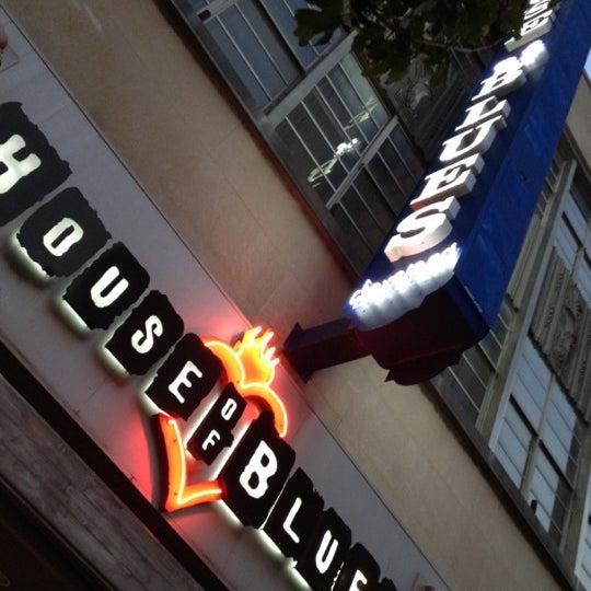 7/10/2012 tarihinde Todd K.ziyaretçi tarafından House of Blues'de çekilen fotoğraf