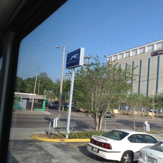 Greyhound: Bus Station