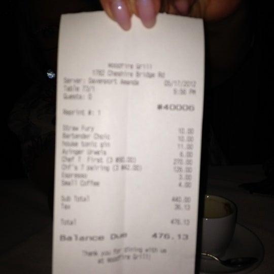 Photo prise au Woodfire Grill par Marialina B. le5/19/2012