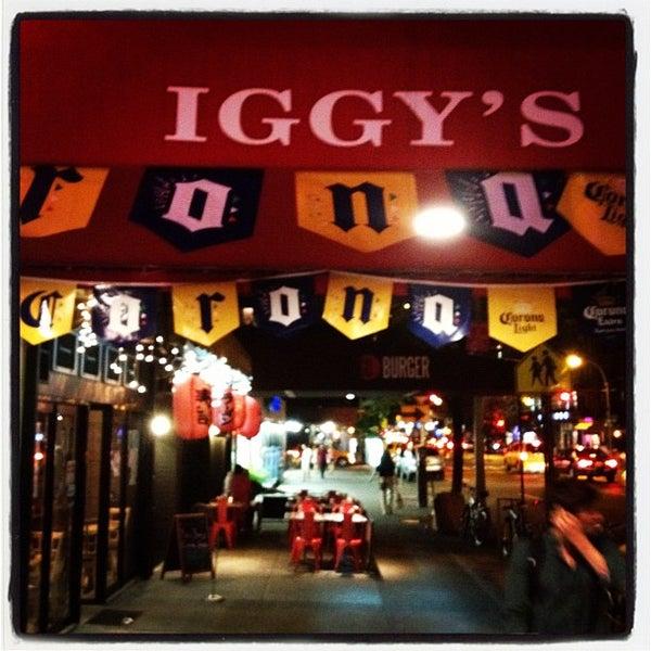 Foto tomada en Iggy's por Alan W. el 6/21/2012