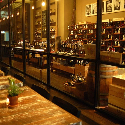 New Wine Bar. Extensive wine list. In addition, expect an array of spreads, panini, charcuterie plates and dishes like meatball Wellington. There is even a grilled-cheese panino for children.