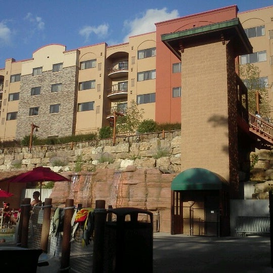Foto tomada en Chula Vista Resort por Jason K. el 7/30/2012