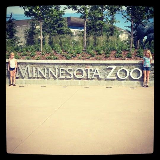 6/29/2012 tarihinde Hannah P.ziyaretçi tarafından Minnesota Zoo'de çekilen fotoğraf