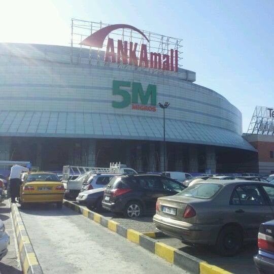 Foto scattata a ANKAmall da Toprak D. il 9/2/2012