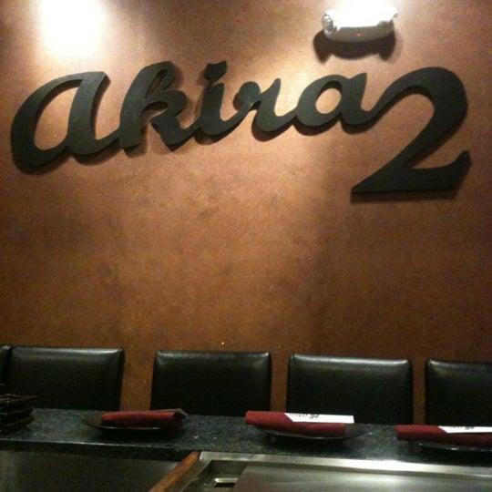 Akira Ii Sushi Restaurant In Moorestown