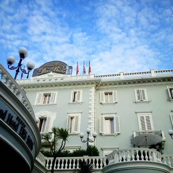 9/12/2012にGiuliano A.がGrand Hotel Des Bainsで撮った写真