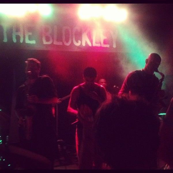 Foto scattata a The Blockley da Kate M. il 7/4/2012