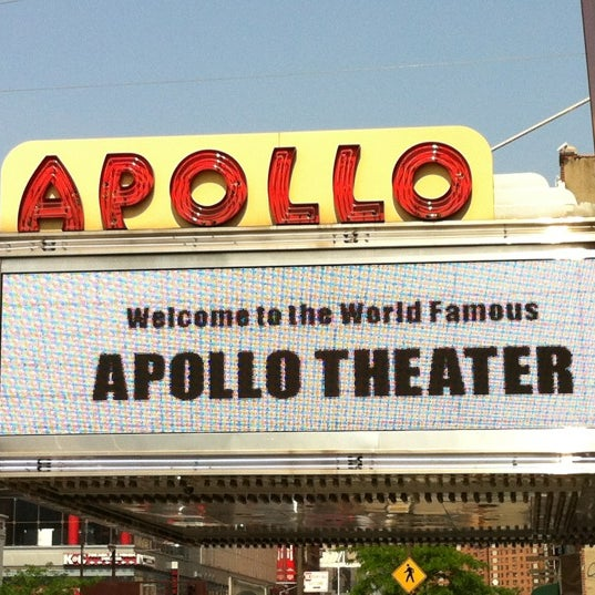 5/26/2012 tarihinde José C.ziyaretçi tarafından Apollo Theater'de çekilen fotoğraf