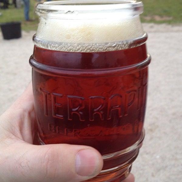 2/22/2012にEric W.がTerrapin Beer Co.で撮った写真