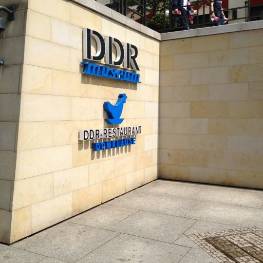 Photo prise au DDR Museum par Doris N. le7/6/2012