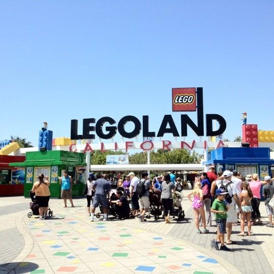 Foto tirada no(a) Legoland California por erich l. em 8/11/2012