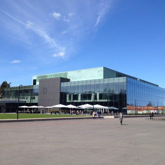 4/29/2012にAndrej B.がMusiikkitaloで撮った写真