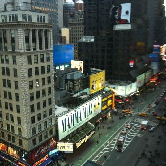 2/18/2012에 Sophie S.님이 Novotel New York Times Square에서 찍은 사진