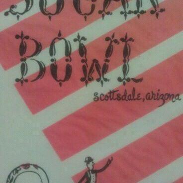 Снимок сделан в Sugar Bowl Ice Cream Parlor Restaurant пользователем Olivia W. 2/2/2012